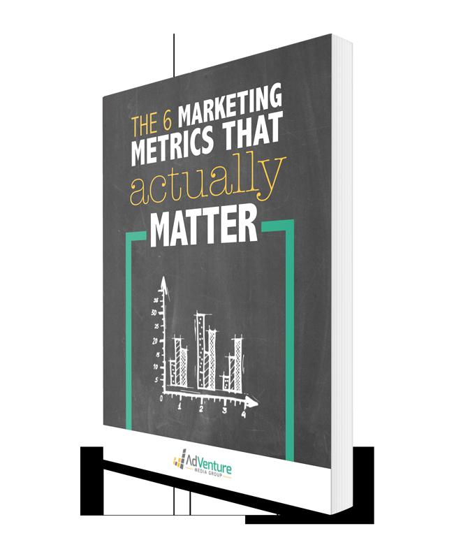 The 6 Marketing Metrics That Actually Work