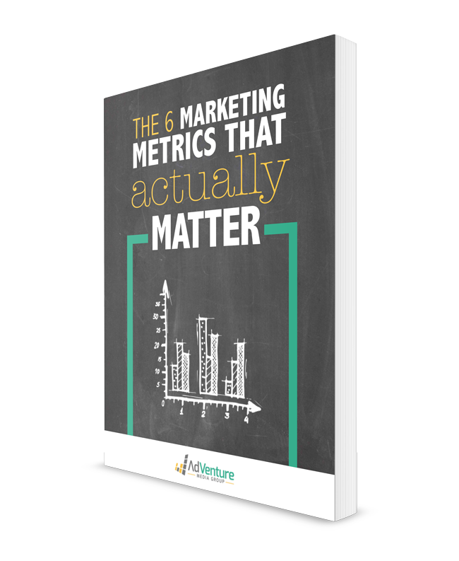The 6 Marketing Metrics That Actually Work